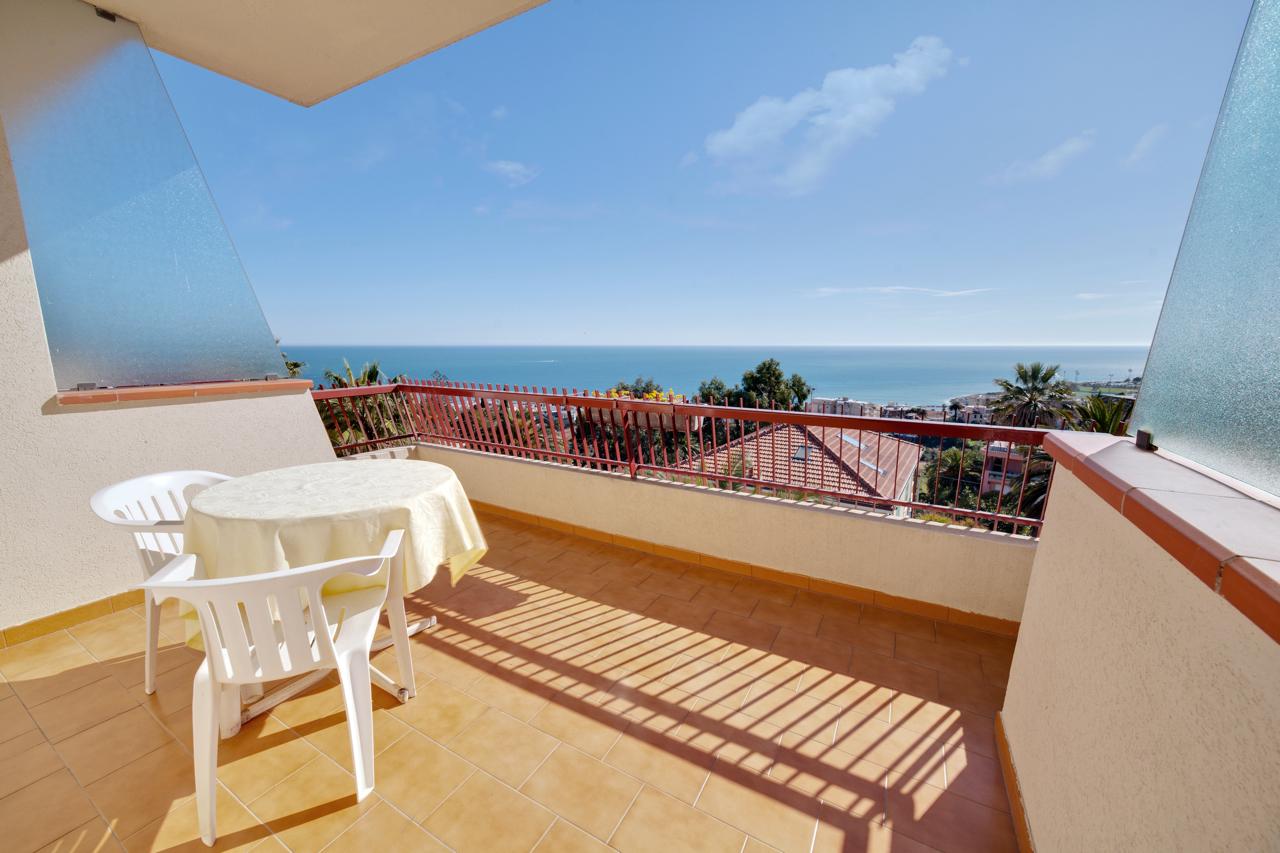 NYALA SUITE HOTE - Sanremo - Vista Mare